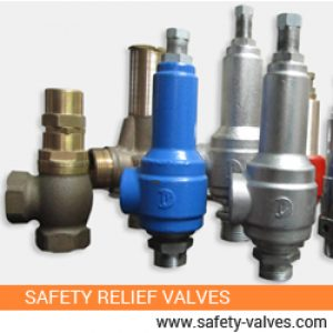 Industrial Thermal Relief Valve