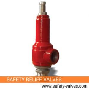 Ccoe Approved Safety Relief Valve Gujarat