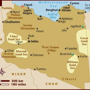 Safety Valves In Libya