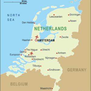 Safety Valves In Netherlands
