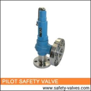 Pilot Safety Valve India