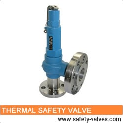 Thermal Safety Valve India