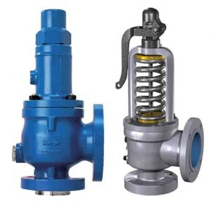 Leser Type Safety Relief Valve Exporter